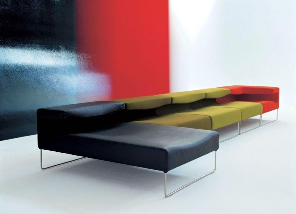 LOWSEAT CHAISE LONGUE BY PATRICIA URQUIOLA, 2000
